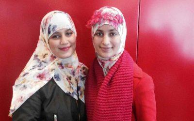 Maleeha & Rukshar Asif