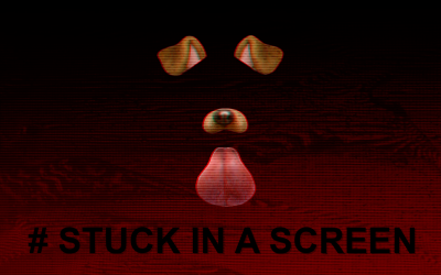 Stuck in a Screen