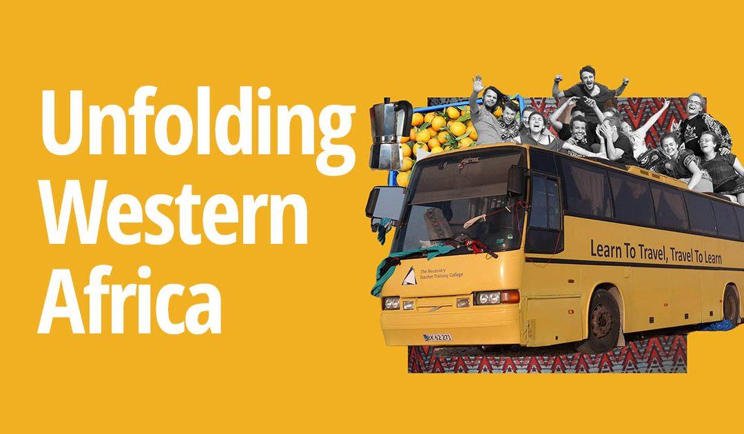 Unfolding Western Africa